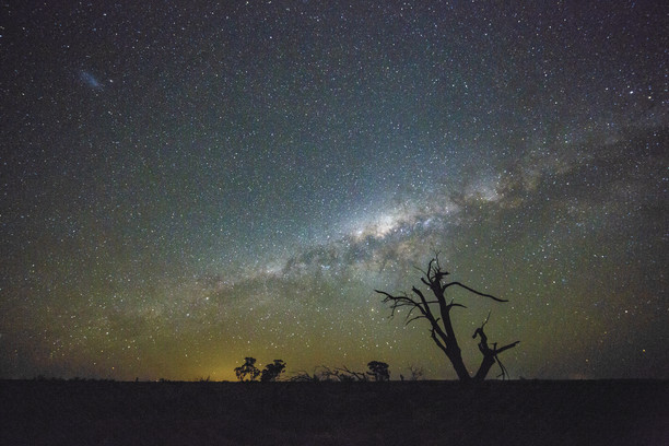 Night Sky near Wongan Hills