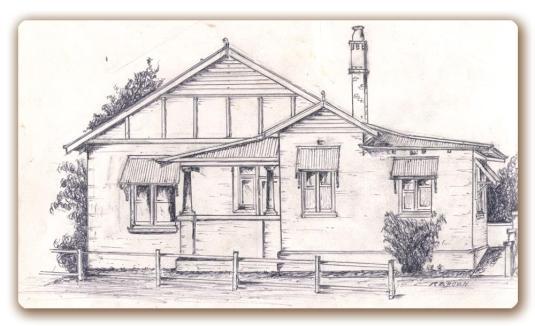 Dr Stenning Residence