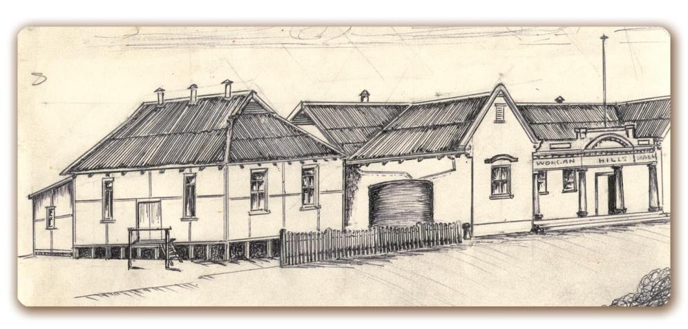Wongan Hills Hall